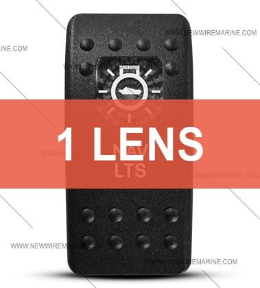 Contura II Nav Lights Switch cover