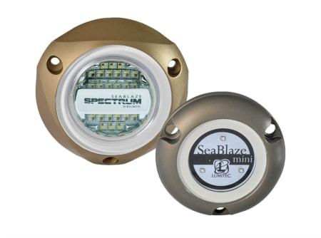 lumitec underwater series lights